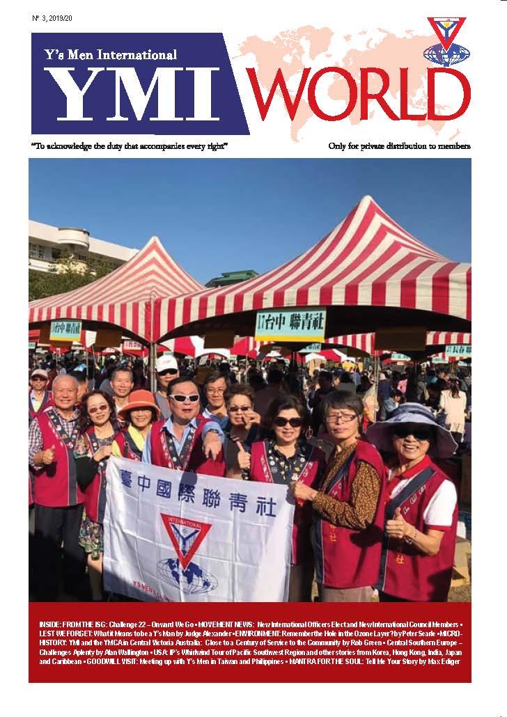 YMI World 3 – 2019/20