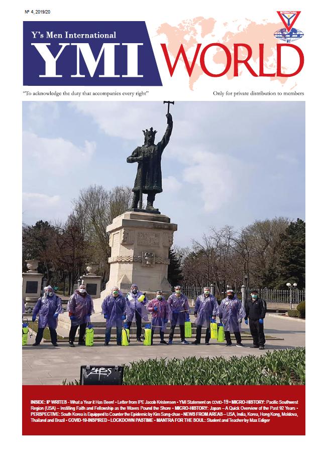 YMI World 4 – 2019/20