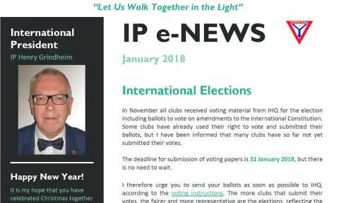 IP e-NEWS – January