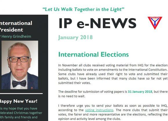 IP e-NEWS – January