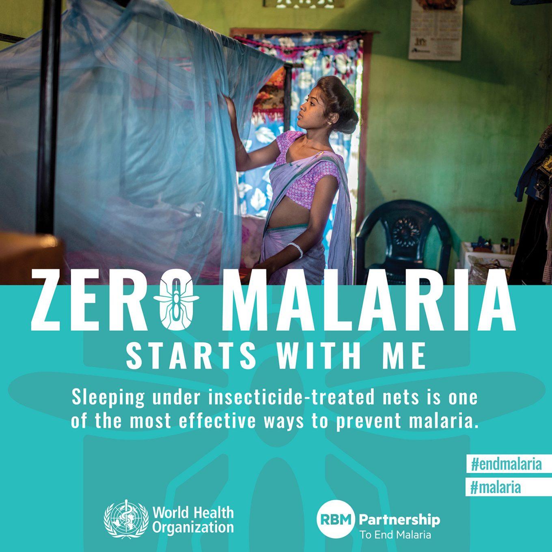 World Malaria Day – 25 April
